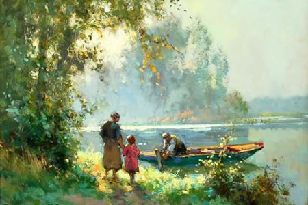 Edouard Cortes Paintings to Highlight Cordier Auctions Spring Sale