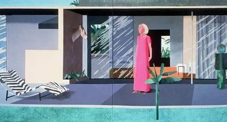 David Hockney's Beverly Hills Housewife Auctioned