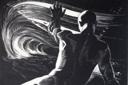 California in Relief: A History in Wood and Linocut Prints at Hearst Art Gallery