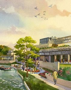 Down by the River: Unveiling the Museum Reach at the San Antonio Museum of Art
