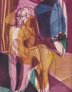 Stanley William Hayter's Surrealist and Abstract Prints on View at the National Gallery of Art