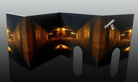 Lisa Tse Ltd Creates Catalogue For Kevin Spacey's Tunnel 228 Installation