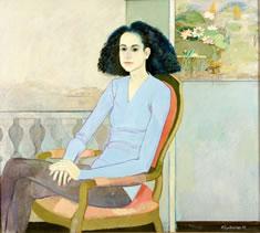 Moscow Museum of Modern Art Present Yuri Burgelyan