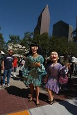 Houston Bayou City Art Festival Downtown: Art in the Heart of the City