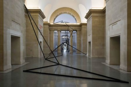 Eva Rothschild to Create Tate Britain Duveens Commission 2009