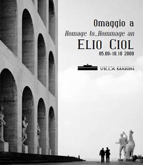 Elio Ciol