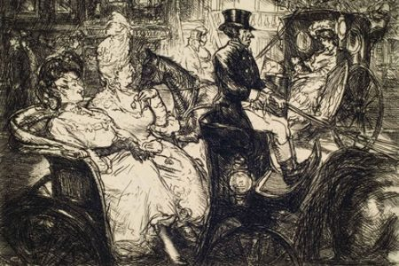John Sloan Satirical Style to be Explored in New Exhibition