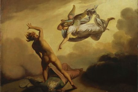 Nicolai Abildgaard Exhibition at the National Gallery of Denmark