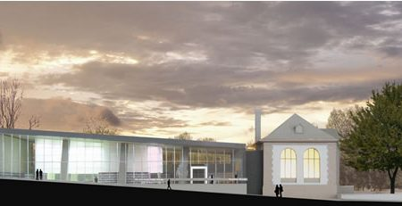 New York Public Library and Elected Officials Break Ground on Renovation and Expansion of Historic Stapleton Branch