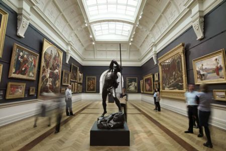 See Streeton, Roberts, Rubens, Van Gogh and Indigenous art in a New Light