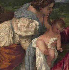 Titian, Tintoretto, Veronese: Rivals in Renaissance Venice Exhibition at the Louvre