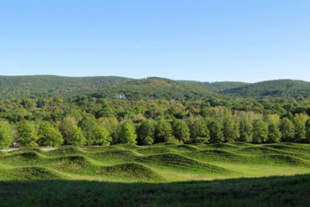 Maya Lin: Bodies of Water Exhibition at the Storm King Art Center