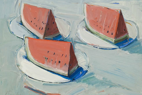 Wayne Thiebaud,