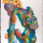 Brian Reed Creates Psychological Color Games in Metamorphosis