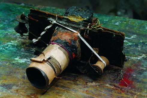 Camera Miroslav Tichy