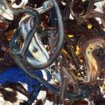Kazuo Shiraga: Six Decades Solo Exhibition at McCaffrey Fine Art
