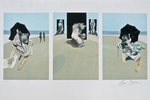 Triptych Francis Bacon