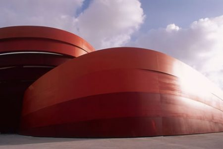 Design Museum Holon Award Winning Building by Ron Arad Architects Opened