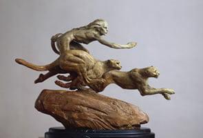 Richard MacDonald Sculptures Set Auction Records