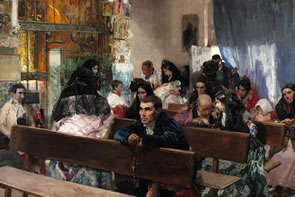 Sorolla Artwork Leads Spanish Section of European Paintings Sale at Sotheby's