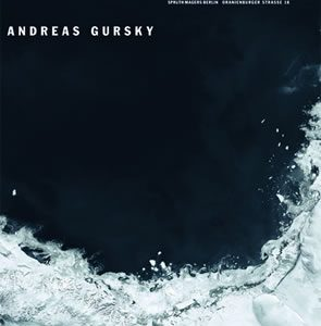Exhibition of New Works by Andreas Gursky in Berlin