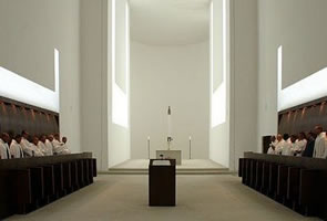 Design Museum Presents John Pawson Plain Space Exhibition