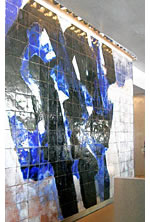 Pierre Soulages Mural Acquired by Butler Art Museum