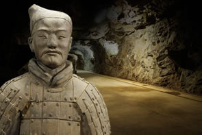 Terracotta Army Exhibition Opened in Stockholm