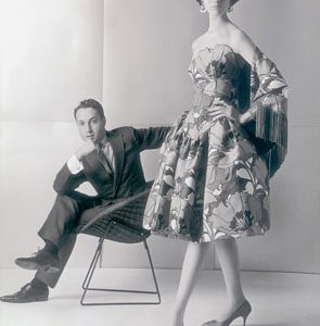 Scaasi: American Couturier Exhibition Opens at MFA