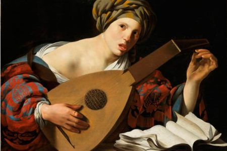 Hendrik ter Brugghen Painting Acquired by the Fitzwilliam Museum