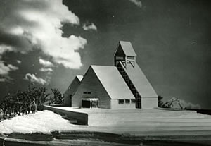Norwegian Architecture 1945–65 at the National Museum of Art Architecture and Design
