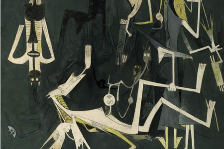 Wifredo Lam Painting to Highlight Sotheby's November Latin American Art Sale