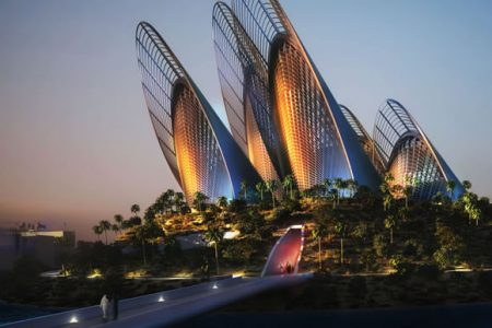 Foster + Partners Zayed National Museum Design