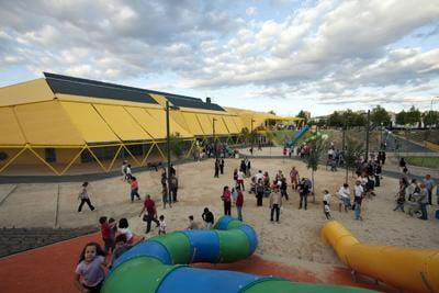 Daz Berlin Presents ecosistema urbano