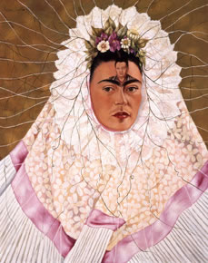 Exhibition of Works by Frida Kahlo and Diego Rivera at the Pera Museum