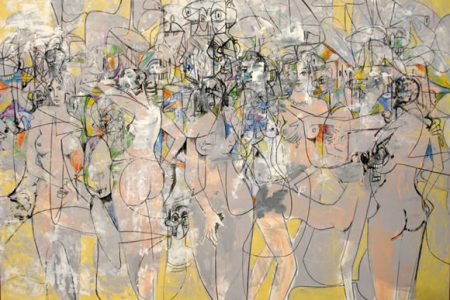 George Condo Survey at the New Museum