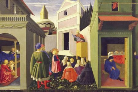 Fra Angelico and the Masters of the Light Exhibition Opens