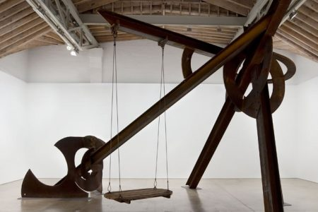 Paula Cooper Gallery Presents New Works by Mark di Suvero