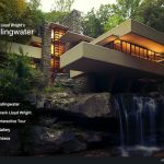 Frank Lloyd Wright Fallingwater.  virtual tour app for the iPad
