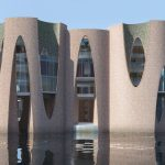 Plans unveiled for the Kirk Kapital A/S headquarters in Denmark