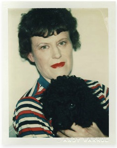 Berkeley Art Museum and Pacific Film Archive, University of California (BAM/PFA) announce Andy Warhol. Polaroids / MATRIX 240