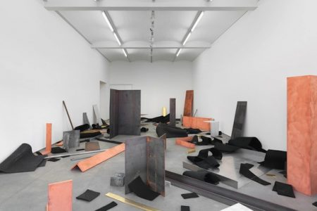 Sprueth Magers opens solo exhibition by Robert Morris