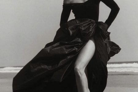 Getty Museum presents Herb Ritts. L.A. Style photographs exhibition