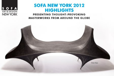 SOFA NEW YORK Presenting Thought-Provoking Masterworks From Around The Globe