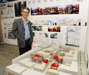 Sheppard Robson Awards Mackintosh School of Architecture Student Prizes Worth £1000