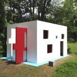 Parc Saint Leger presents Jean-Pascal Flavien breathing house, la maison respire