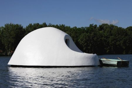 Andrea Zittel awarded the Austrian Frederick Kiesler Prize for Architecture and the Arts 2012