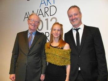 2012 Sobey Art awarded to Raphaelle de Groot