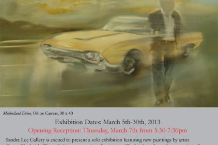 Gregg Chadwick. The Time Between at Sandra Lee Gallery
