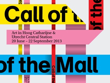 Call of the Mall: Art in Hoog Catharijne & Utrecht Central Station